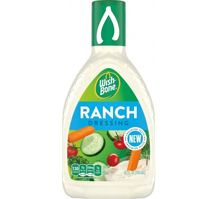 Wish-Bone, Ranch Dressing (709ml)