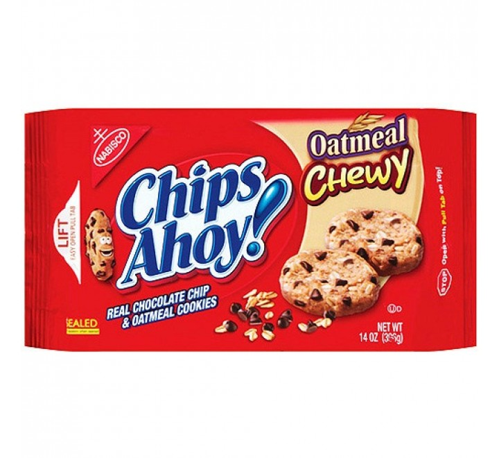 Chips Ahoy! Chewy Oatmeal Cookies (368g)