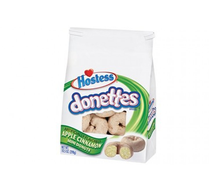 Hostess Donettes, Apple Cinnamon Mini Donuts (298g)