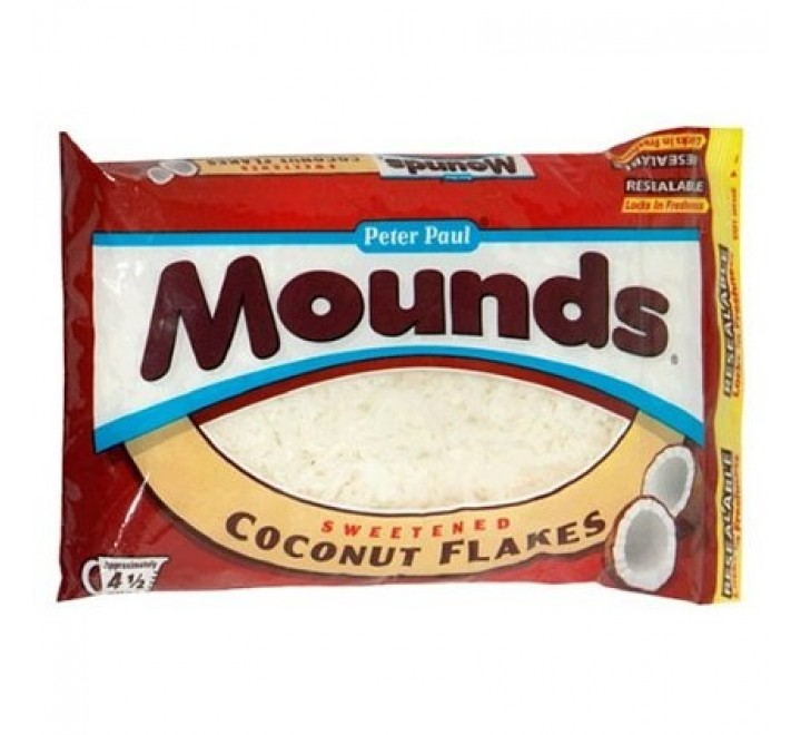 Mounds Sweetened Coconut Flakes (390g)