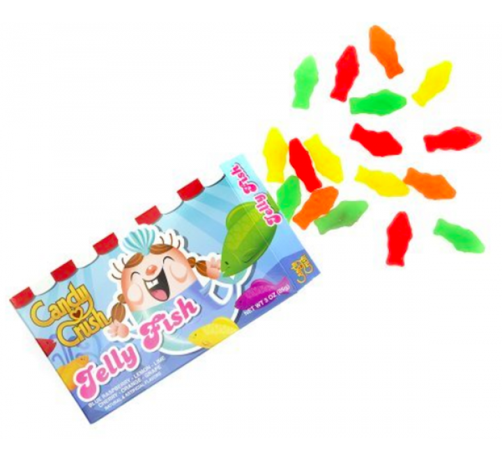 Candy Crush Jelly Fish (85g)
