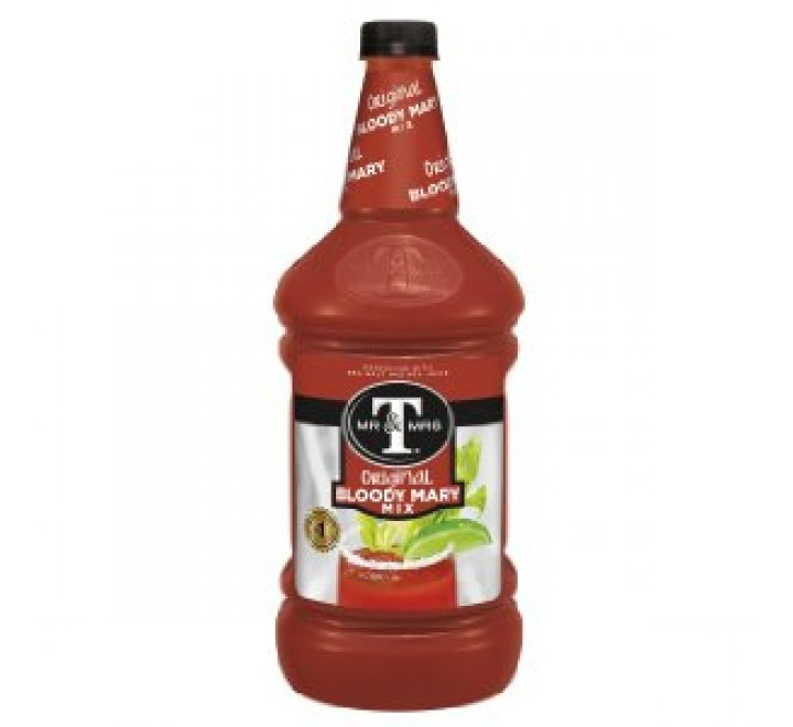 Mr & Mrs T Original  Bloody Mary Mix (1L)