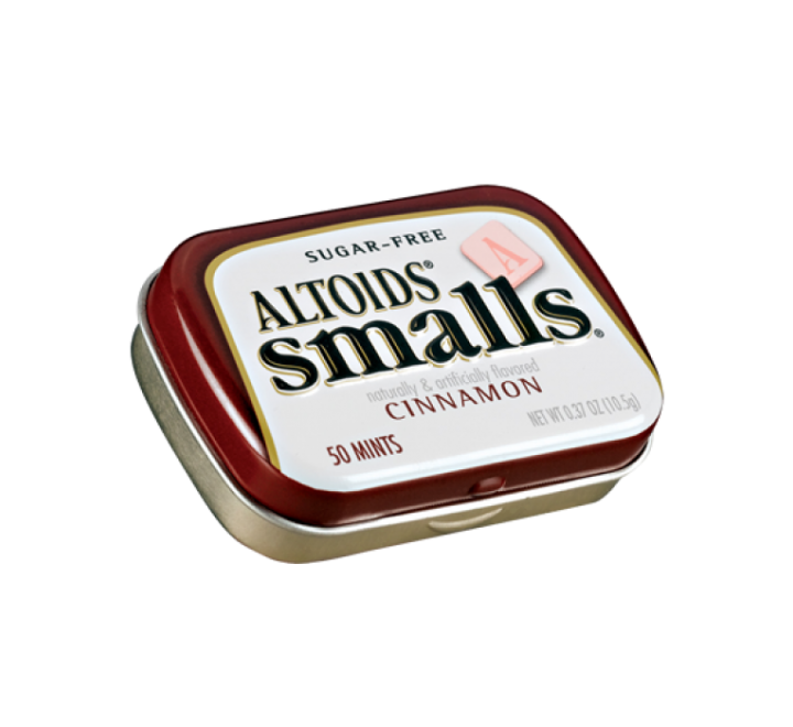 Altoids Cinnamon Smalls USfoodz
