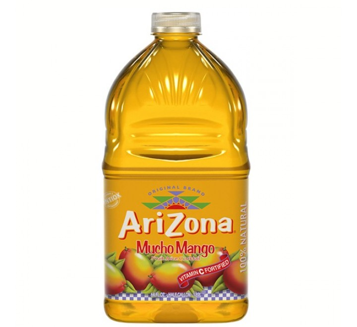 Arizona Mucho Mango Fruit Juice Cocktail (1.89L)
