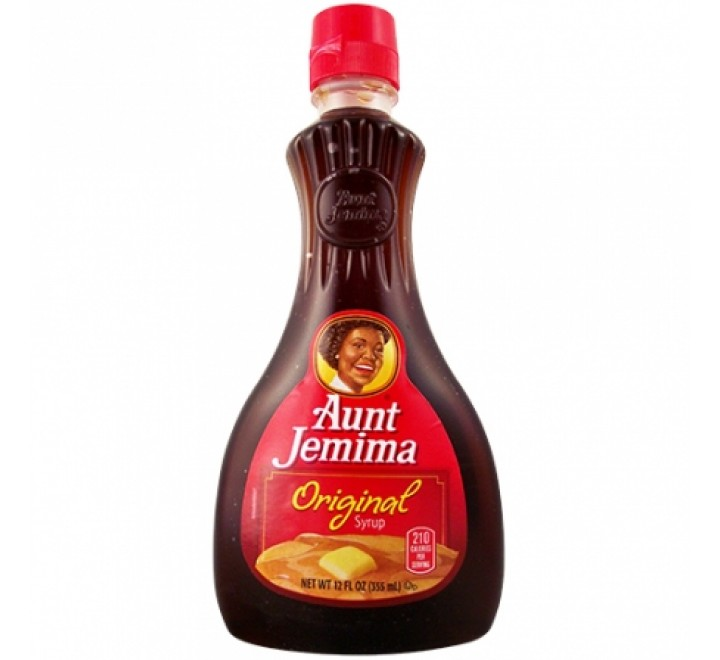 Aunt Jemima Syrup, Butter Lite (355ml)