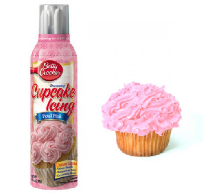 Betty Crocker Cupcake Icing Petal Pink