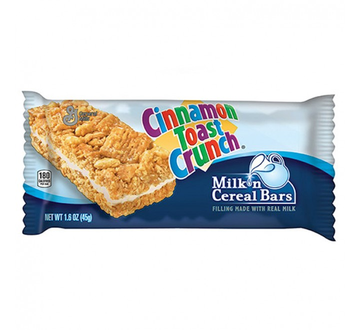 Cinnamon Toast Crunch Milk N Cereal Bar (45g)