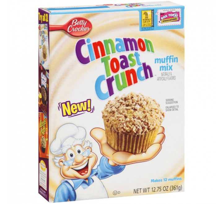 Cinnamon Toast Crunch Muffin Mix (361g)