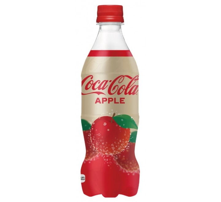 Coca Cola Apple (500ml)