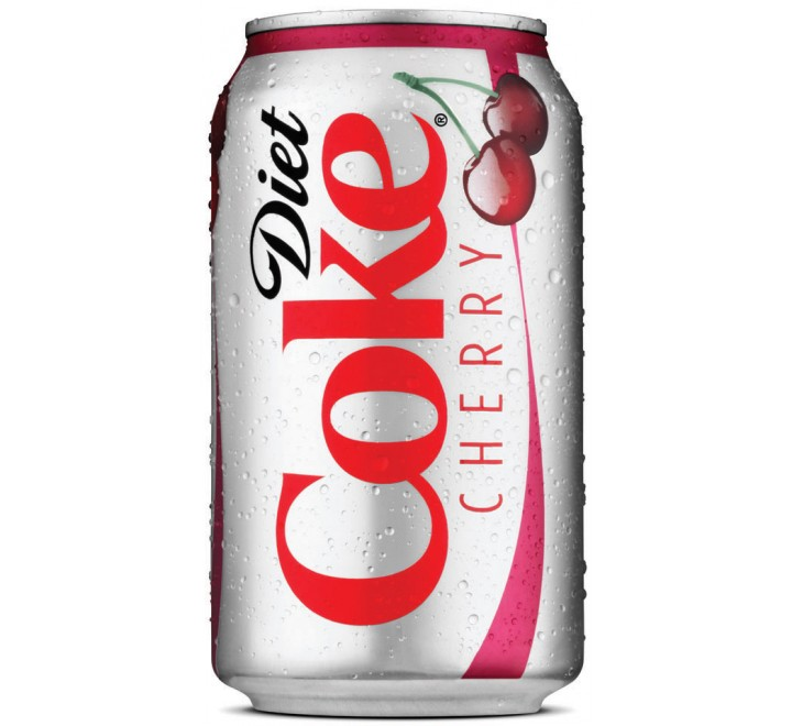 Coke Cherry Diet (355ml)