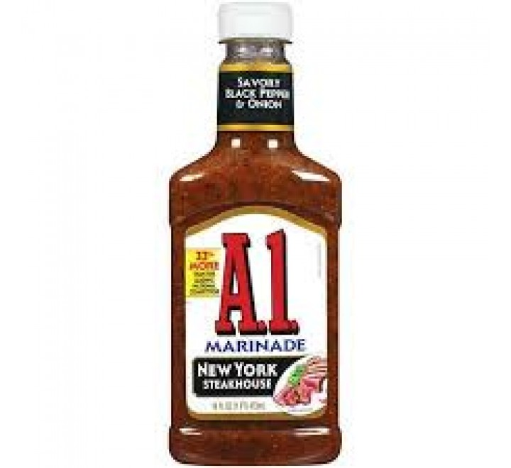 A1 New York Steakhouse Marinade (473ml)
