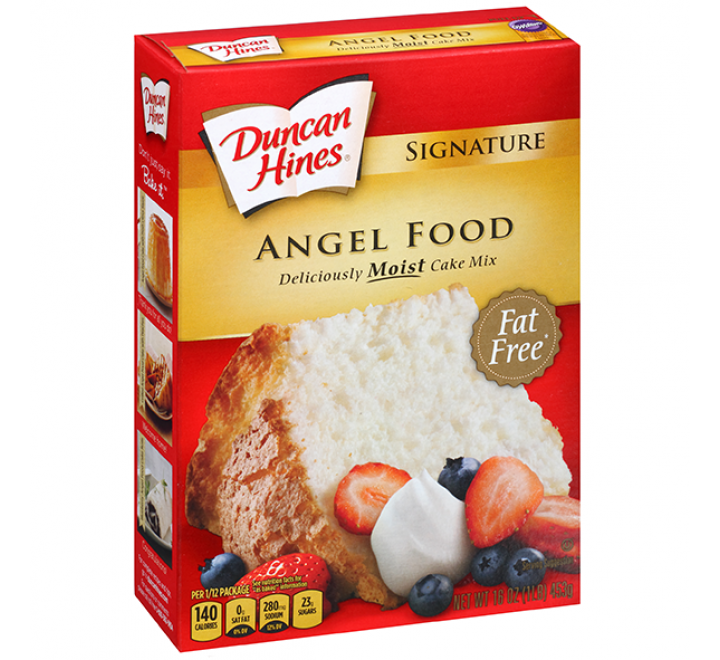 Duncan Hines Angel Food Cake Mix USfoodz