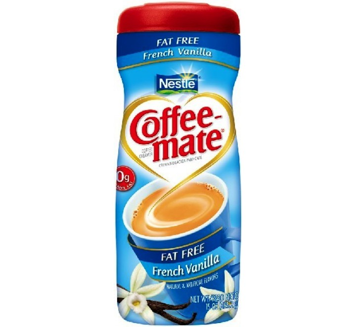 Coffee-Mate French Vanilla Fat Free (425g) USfoodz