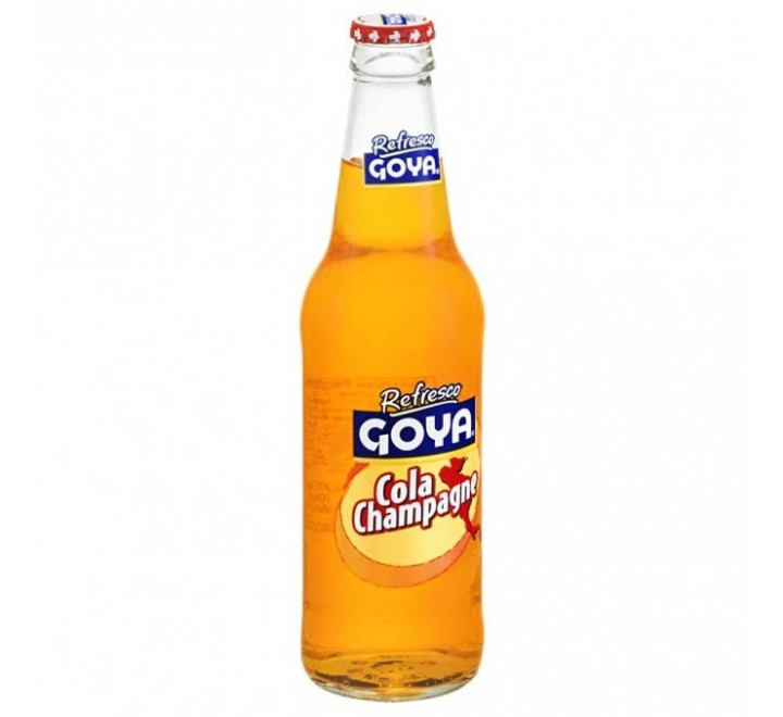 Goya Refresco, Cola Champagne (355ml)