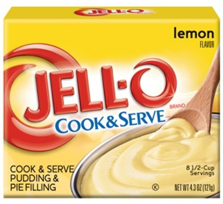 Jell-O Cook & Serve Lemon Pudding & Pie Filling