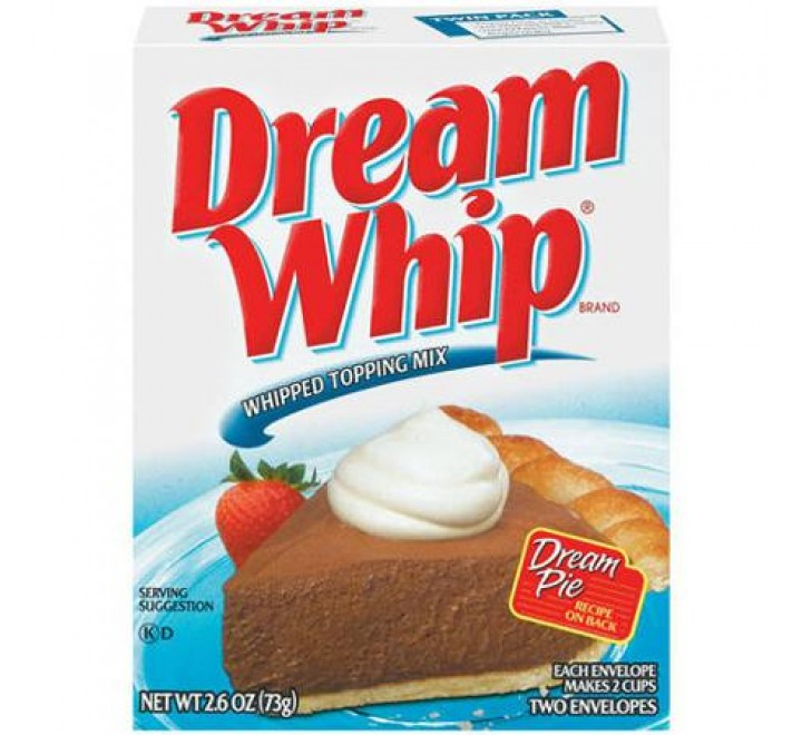 Kraft Dream Whip Whipped Topping Mix (73g)