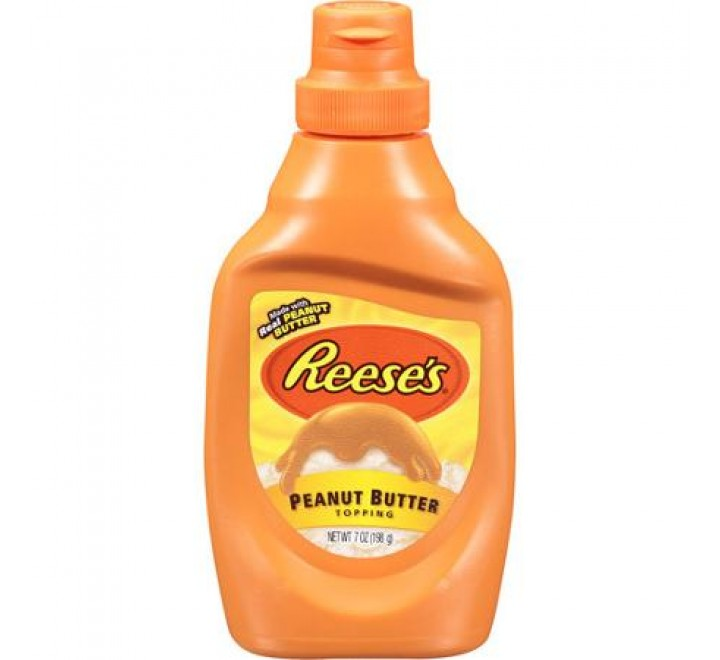 Reese's Peanut Butter Topping (198g)