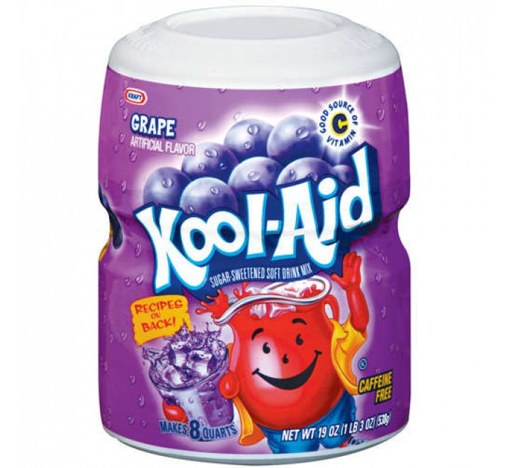 Kool-Aid Grape (538g)