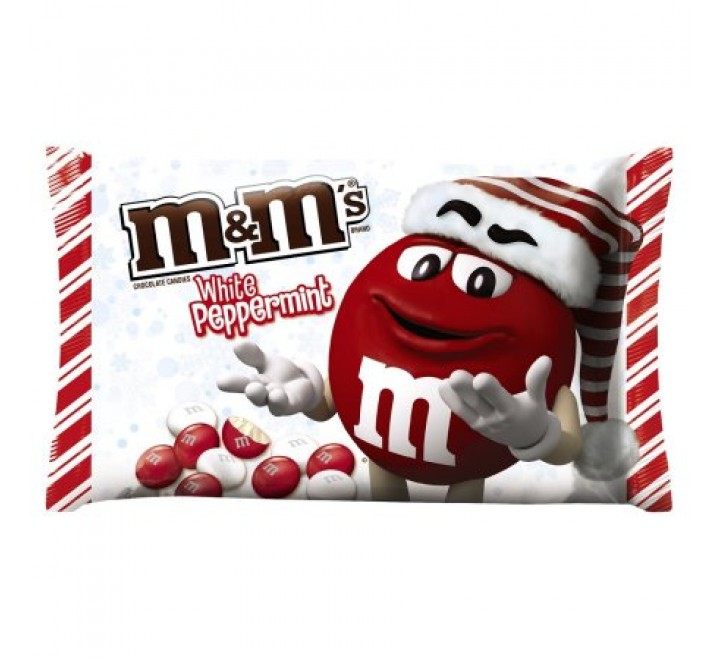 M&M's White Peppermint (226g) USfoodz