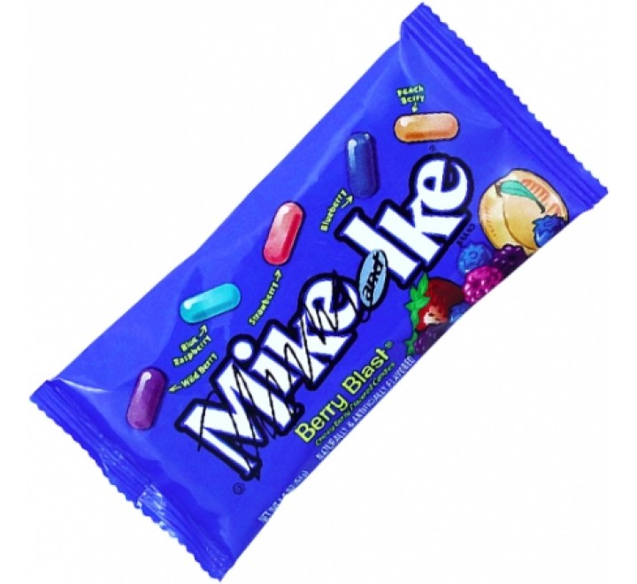 Mike and Ike Berry Blast (51g) USfoodz
