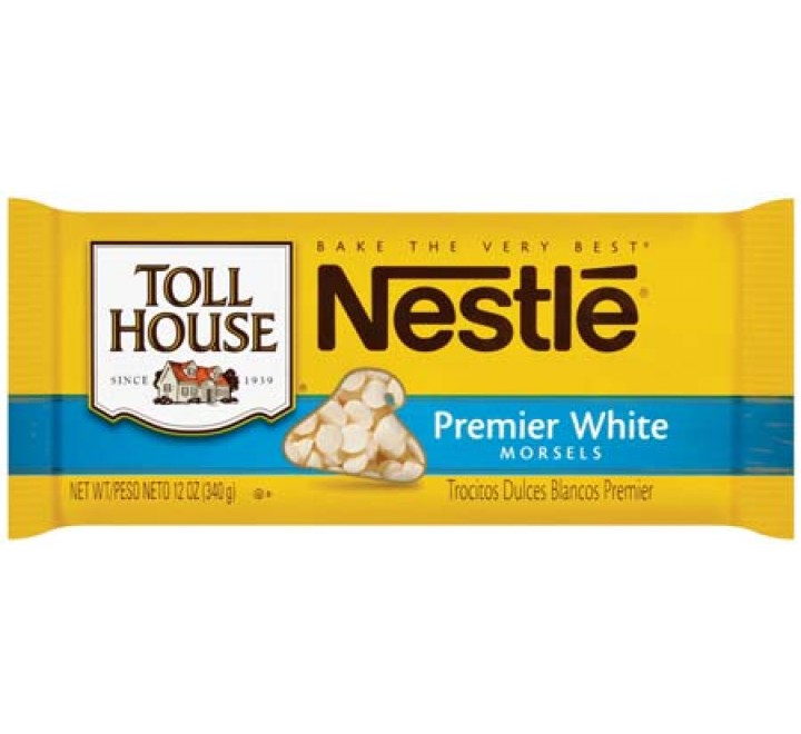 Nestlé Toll House Premier White Morsels (340g)