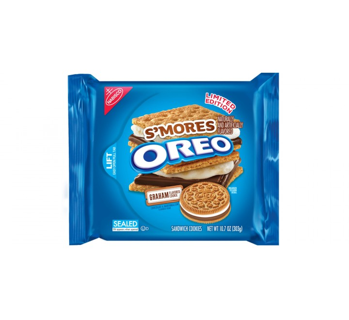 Oreo S'Mores Limited Edition (303g)