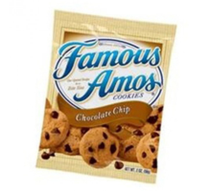 Famous Amos Chocolate Chip Cookies (56g)