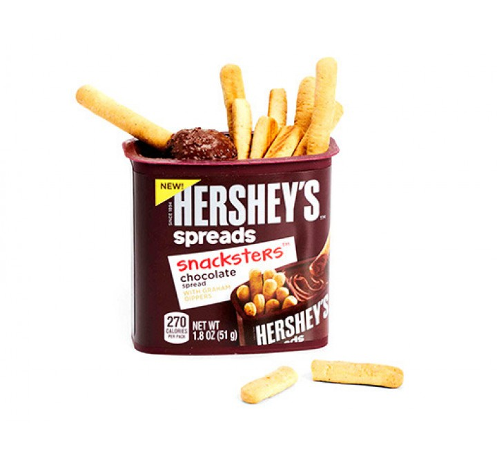 Hershey's Spreads Snacksters (51g)