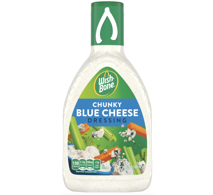 Wish-Bone Chunky Blue Cheese (444ml)