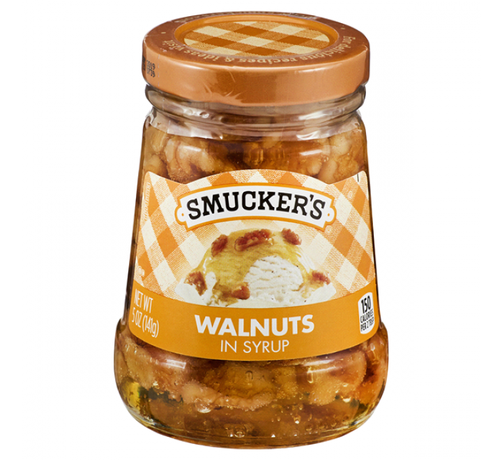 Smucker's Walnuts in Syrup (141g)