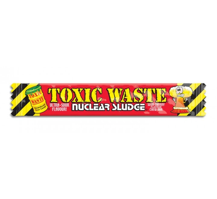 Toxic Waste Nuclear Sludge, Sour Cherry Chew Bar (20gr)