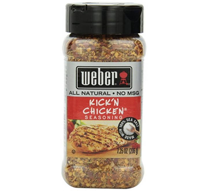 Weber Kick'n Chicken Seasoning (206g)