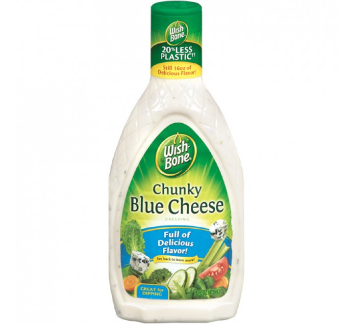 Wish-Bone Chunky Blue Cheese (237ml)