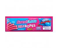 SweeTarts Chewy Ropes Strawberry, Share Pack (99g)