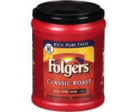 Folgers Classic Roast, Medium Roast, Ground Coffee (320g)
