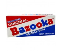 Bazooka Throwback Original Bubble Gum (114g)