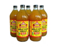 Bragg Organic Apple Cider Vinegar (12x473ml) VOLUME