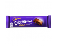 Cadbury Chocolicious Biscuits (110g)