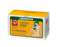 Carmencita Natural Herbs, Sen Tea (20-pack) (24g)