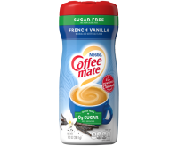 Coffee-Mate French Vanilla Sugar Free (289g)