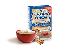 Cream Of Wheat Cinnabon Instant Hot Cereal USfoodz