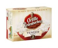 Orville Redenbacher's Tender White Popcorn Pop-Up Bowl (3 bags)