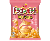 Dragon Potato Chips, Tarako & Butter (45g)