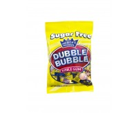 Dubble Bubble Sugar Free, Bag (92g)