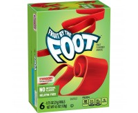 Betty Crocker Fruit By The Foot, Strawberry (128g)