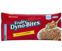 Malt-O-Meal, Fruity Dyno Bites (368g)