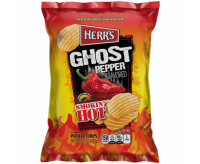 Herr's Smokin' Hot - Ghost Pepper (184g)