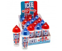 ICEE Spray Candy Blue Raspberry & Cherry