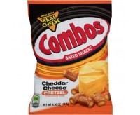 Combos Cheddar Cheese, Baked Pretzel (178g)