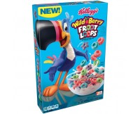 Kellogg's Froot Loops Cereal, Wildberry (238g)